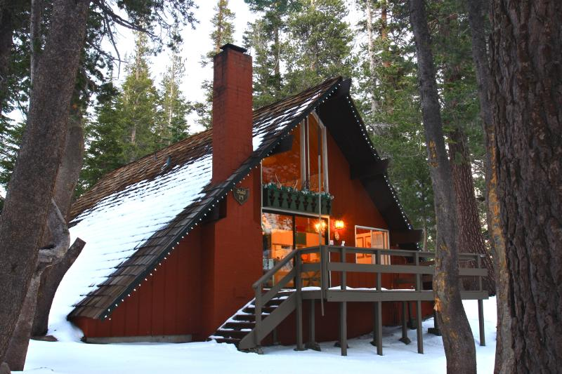 Ski in/Ski out Slope side cabin - Chalet #14 - Image 1 - Mammoth Lakes - rentals