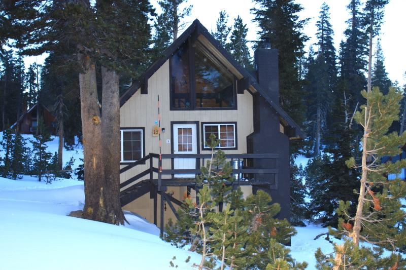 Ski-in/out Slope side cabin - Chalet #19 - Image 1 - Mammoth Lakes - rentals
