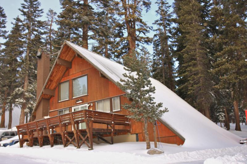 Ski in/Ski out  Slope side cabin - Chalet #9 - Image 1 - Mammoth Lakes - rentals