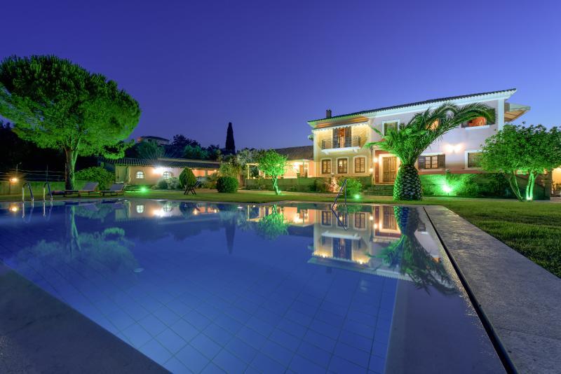 House of Literature & pool 2 - Sarakino: The House of Literature in Zakynthos - Zakynthos - rentals