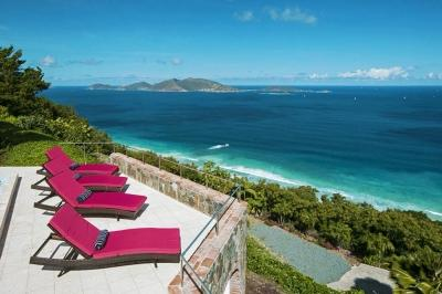 5 Bedroom Villa in Smugglers Cove - Image 1 - Tortola - rentals