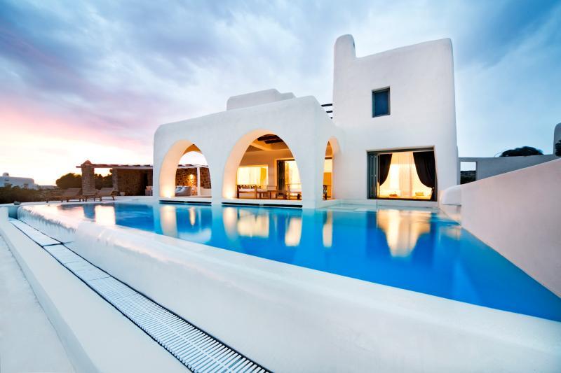 Villa Vanilla - the Princess of Psarou - 500 sqmts. - AMAZING EXCLUSIVE VILLA VANILLA  MYKONOS PSAROU - Mykonos - rentals