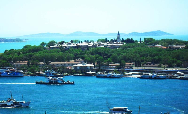 View - ShortTermFlats - Balcony Sea View Cihangir - Istanbul - rentals