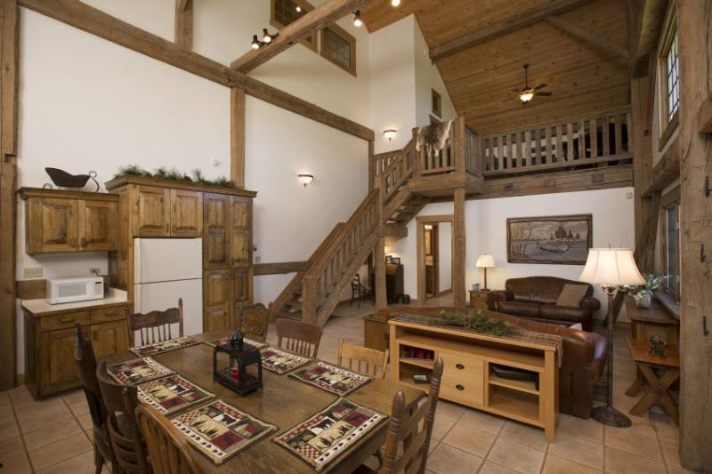 Open floor plan - Curry Barn Extension - Durango - rentals