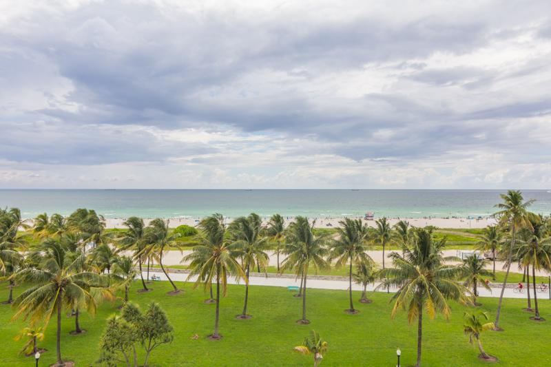 Great Deal~ Magnificent 3 BR Two Story Townhouse On Ocean Drive W/Amazing Views 1NL3Fa - Image 1 - Miami Beach - rentals