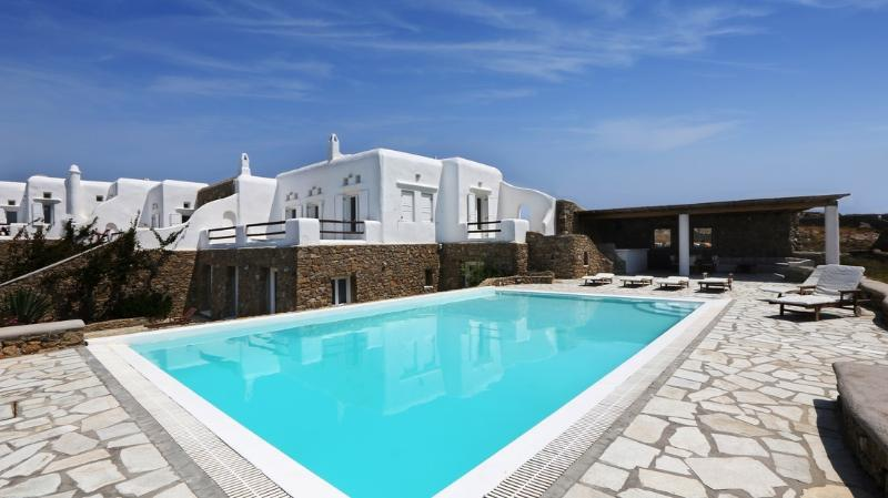 Blue Villas | Elektra | Close to Super Paradise - Image 1 - Mykonos Town - rentals
