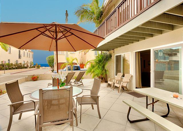 Surf and Sand - Family Vacation Home, Ocean View, 1 Street from Sand - Image 1 - Newport Beach - rentals