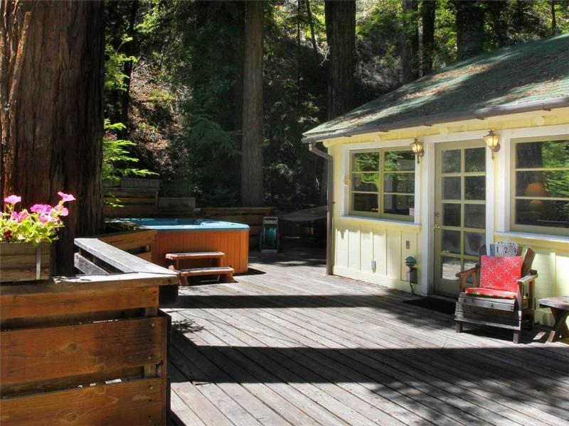 EASY DAYS - Image 1 - Guerneville - rentals