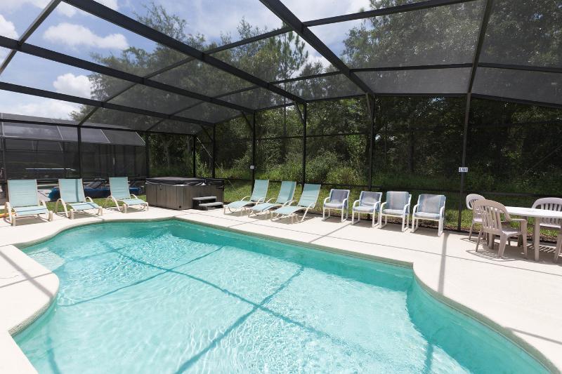 The Pool - The Fabulous SKC Villa - Kissimmee - rentals
