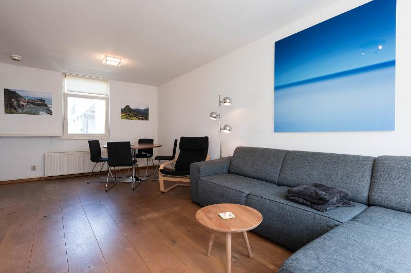 Living Room - Charming Apartment w/ Rooftop Terrace! - Amsterdam - rentals