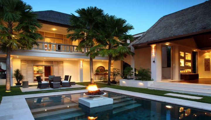 Villa Nalina - View Pool - Luxury 4BR Villa in Seminyak, 4 min from the beach - Seminyak - rentals