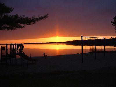 The Beautiful Suttons Bay Sunrise - Image 1 - Suttons Bay - rentals