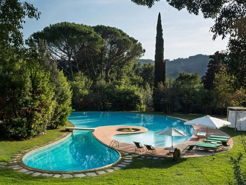 VILLA CORTE with Pool by KlabHouse-CAMAIORE - Image 1 - Camaiore - rentals