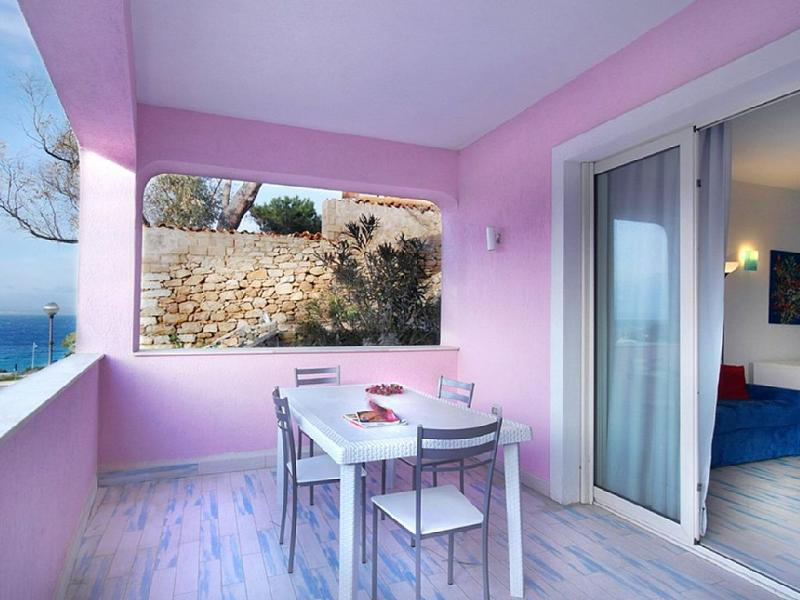 OSTRICA 2BR-terrace 50 meters from beach by KlabHouse - Image 1 - Santa Teresa di Gallura - rentals
