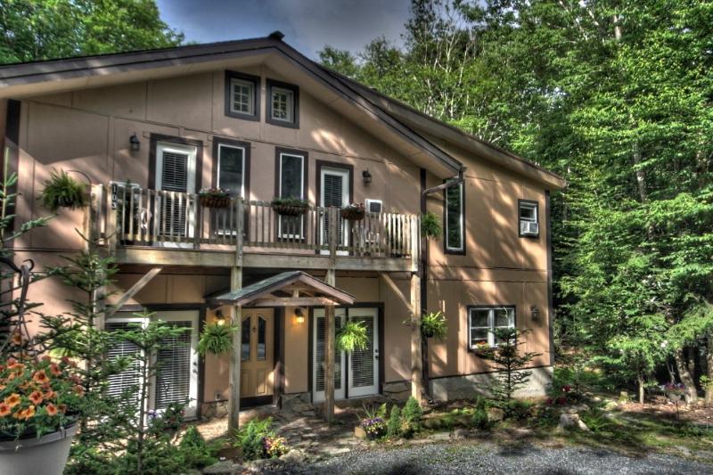 36-bed Resort House (Ski/Hike/Bike/Golf/Tennis/Shop/Horseback/Whitewater/Caves)! - Image 1 - Beech Mountain - rentals