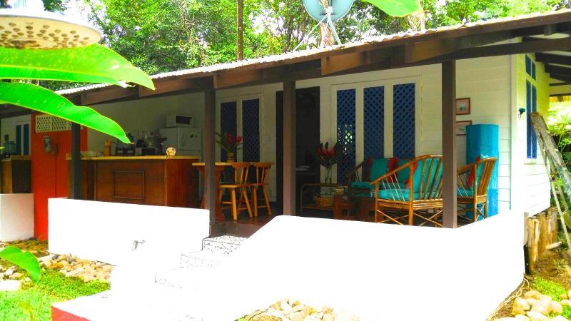 Cozy Villa steps from Beach - Coralina - Image 1 - Punta Uva - rentals