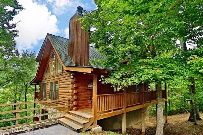 Treetops - Image 1 - Sevierville - rentals