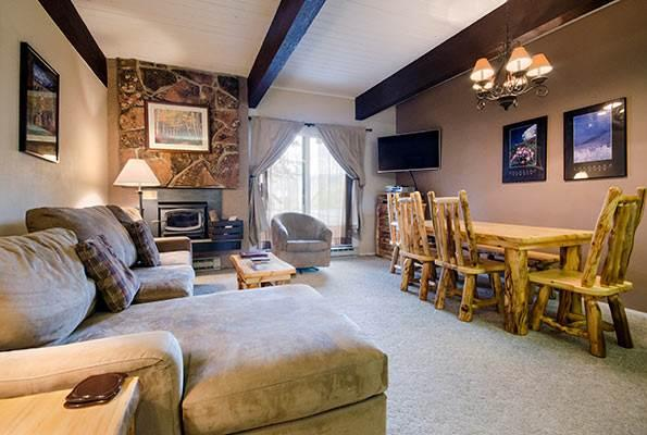 Storm Meadows Club B Condominiums - CB216 - Image 1 - Steamboat Springs - rentals