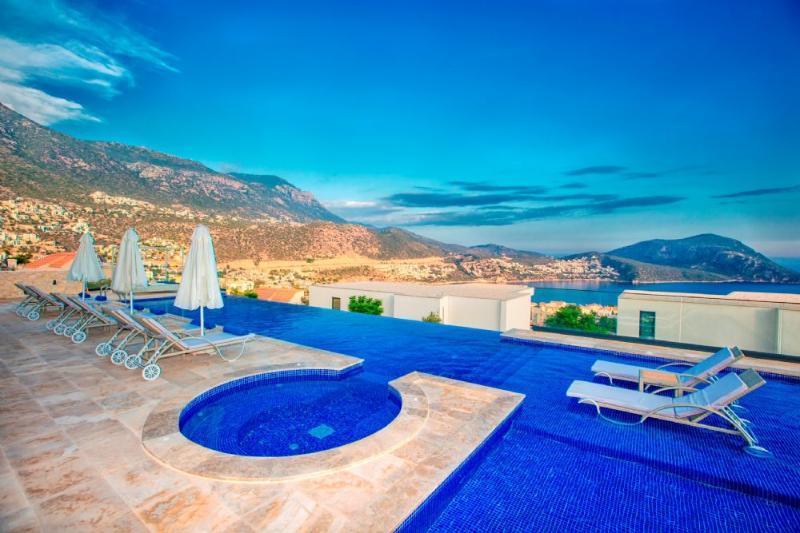 Tigra Villa - Image 1 - Kalkan - rentals