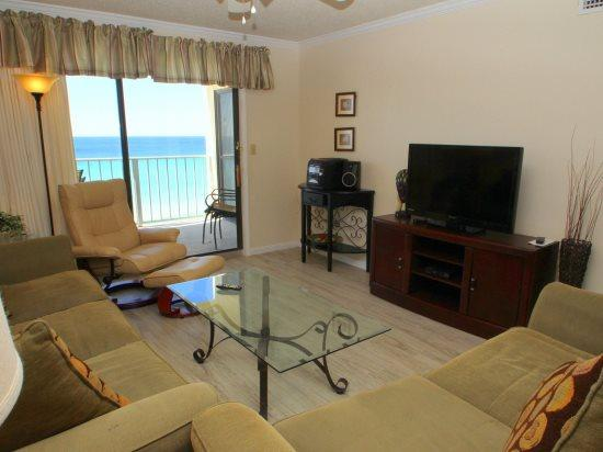 One of our three 2 Bedrooms on the 7th floor here at Regency Towers - 712 - Image 1 - Thomas Drive - rentals