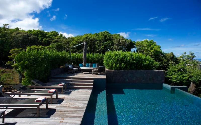 Villa Turtle - Montjean, St Barth -Oceanview, Private pool - Image 1 - Marigot - rentals
