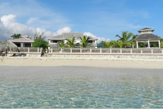 Villa Paradiso at Ocho Rios, Jamaica - Beachfront, Pool, Tropical Gardens - Image 1 - Ocho Rios - rentals