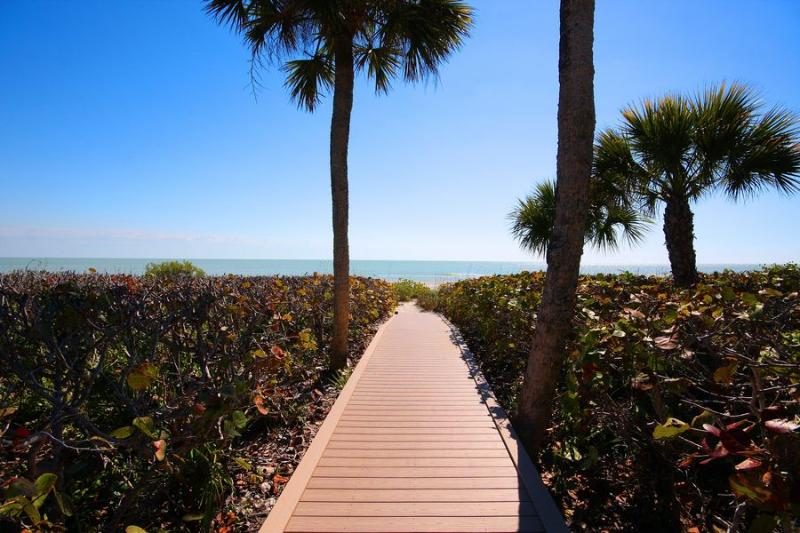 Your Path to the Beach - White Sands 12 - Sanibel Island - rentals