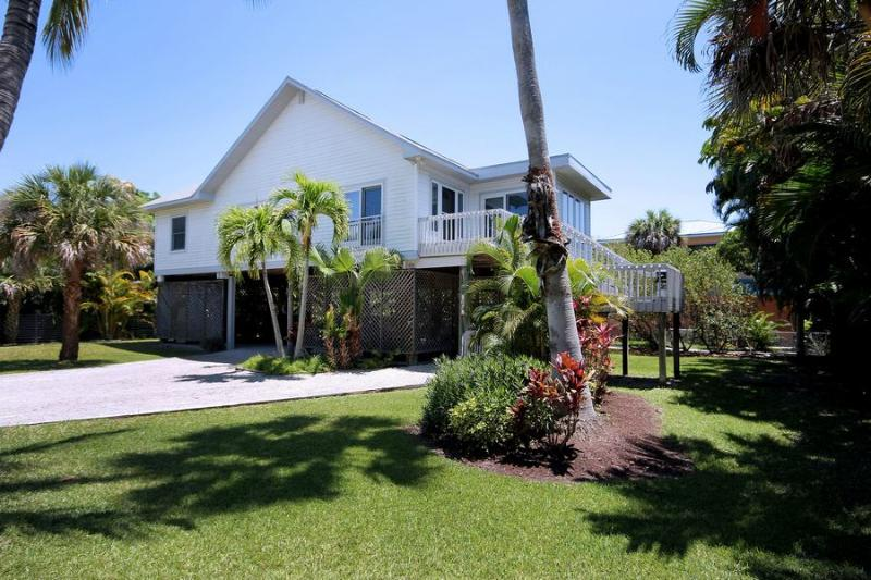 Front Exterior - Southwinds - Sanibel Island - rentals