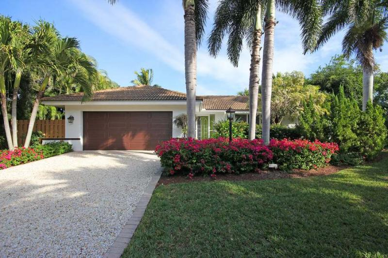 Front of Home - Casa Key Lime - Sanibel Island - rentals