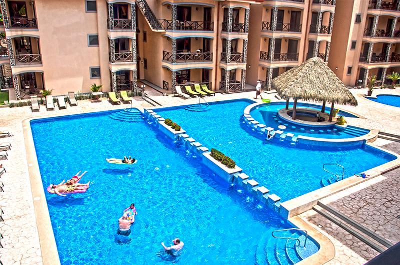 Bahia Encantada 4J 4th Floor Ocean View - Image 1 - Jaco - rentals