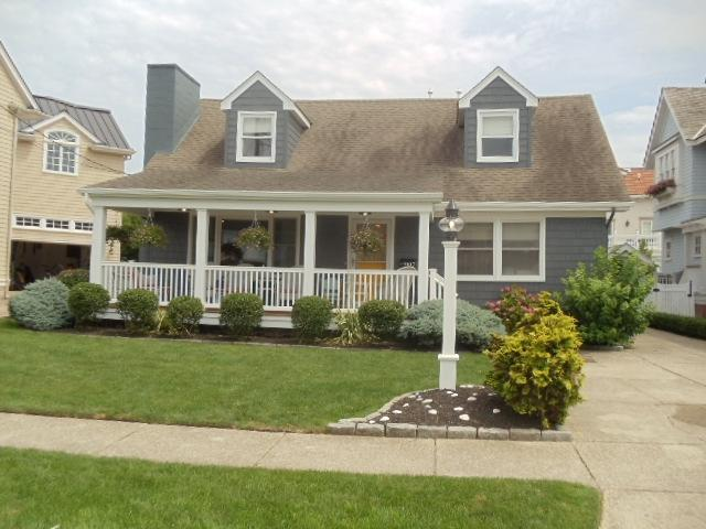 One house from the beach! - 907 Seacliff Road Single 132070 - Ocean City - rentals