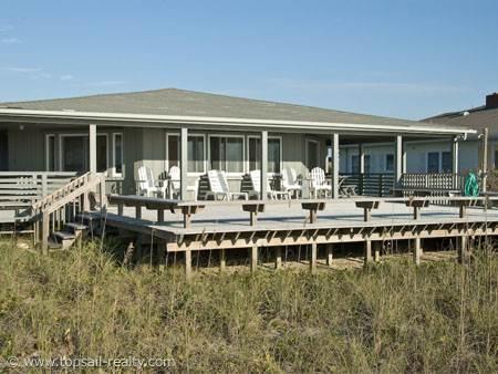 LAMM HOUSE - Image 1 - Topsail Beach - rentals
