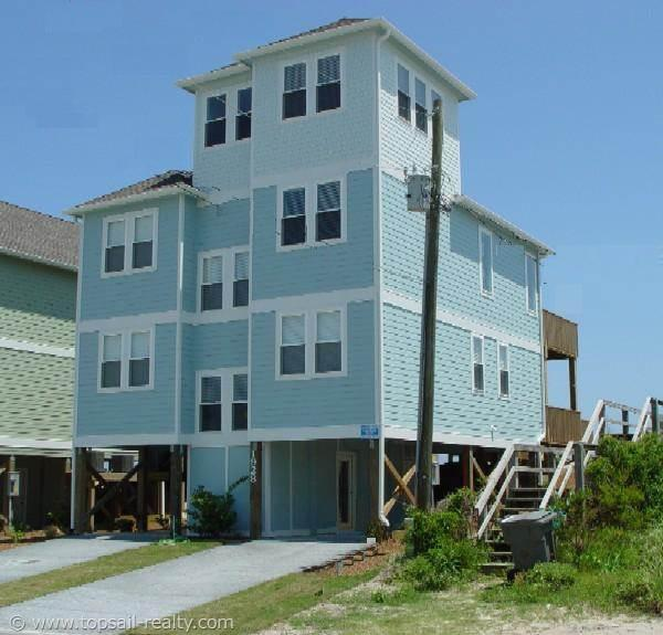 MER SEA (will be CLAMALOT) - Image 1 - Surf City - rentals