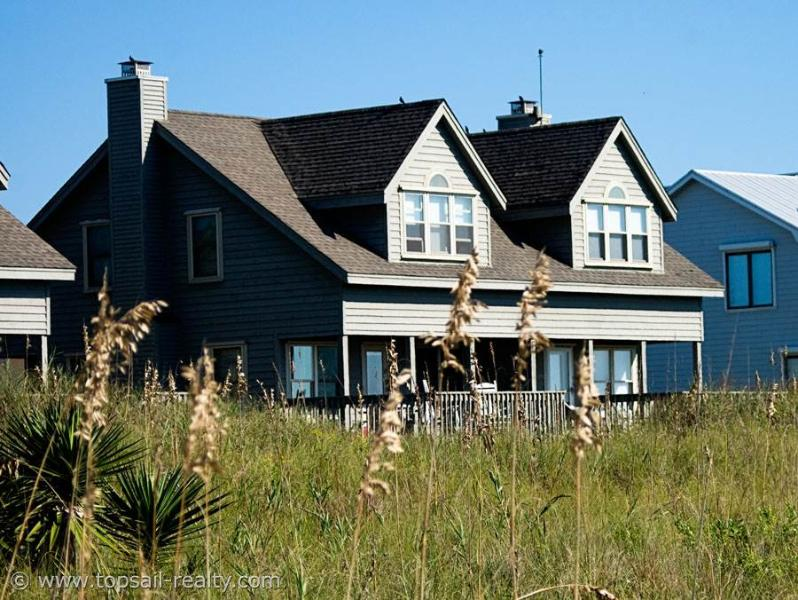 TRANQUIL BREEZES (1A) - Image 1 - Topsail Beach - rentals