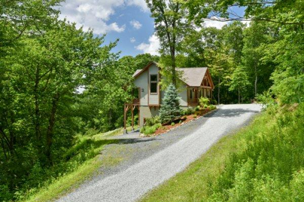 Mountain Camp - Image 1 - Blowing Rock - rentals