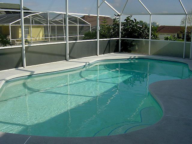 4 bedroom pool homes near Disney - Image 1 - Davenport - rentals