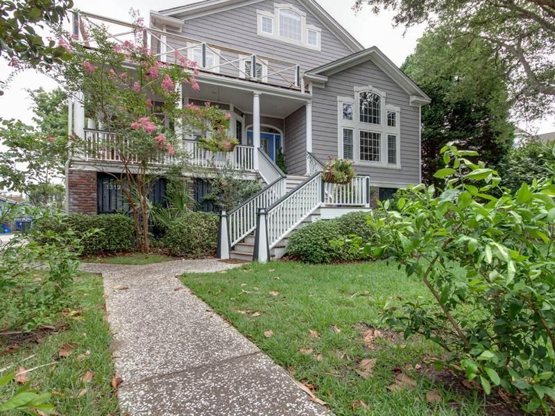 Middle Street 1312 - Image 1 - Sullivan's Island - rentals