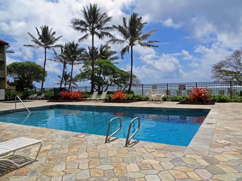 Kapaa Shore Resort #118-Oceanview, New! King Bed! - Image 1 - Kapaa - rentals