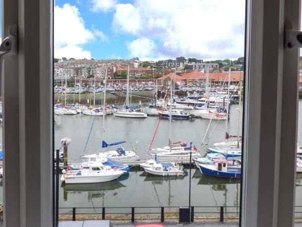 RIVER FORGE, apartment set over three floors, off road parking, harbour views from balcony, in Whitby, Ref 926112 - Image 1 - Whitby - rentals
