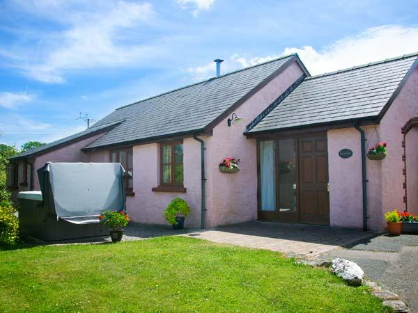 TY COED, single-storey, woodburner, hot tub, family-friendly, near Cardigan, Ref 920385 - Image 1 - Cardigan - rentals