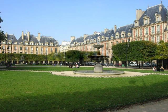 Outside - LUXURY&SPACE FOR5~PLACE DES VOSGES - Paris - rentals