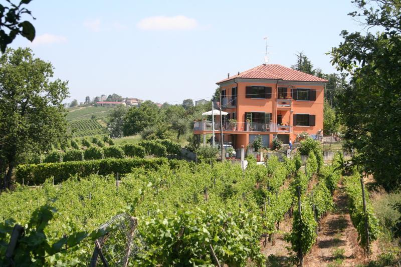 Villa I Due Padroni - Villa I Due Padroni apartment with pool - Montecalvo Versiggia - rentals