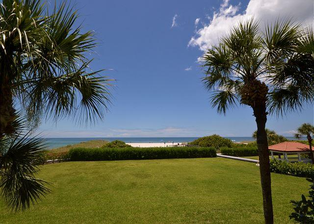 Lands End 6-203 - Upgraded 2 BR Gulf Front Condo with New Kitchen and Baths! - Image 1 - Treasure Island - rentals
