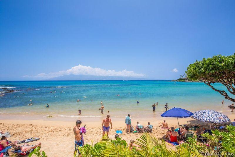 Napili Bay Resort, Condo 109 - Image 1 - Lahaina - rentals