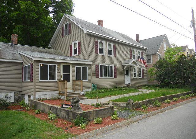 Landscape - Waukewan Canal Home in Meredith Village (DIR18W) - Meredith - rentals