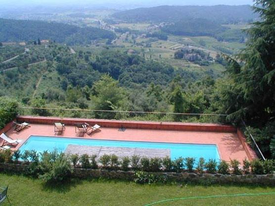 Blessed Occasion Villa Lucca vacation rental - Image 1 - Lucca - rentals