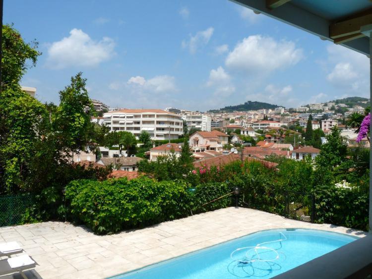 Villa le Sentier - Image 1 - Cannes - rentals