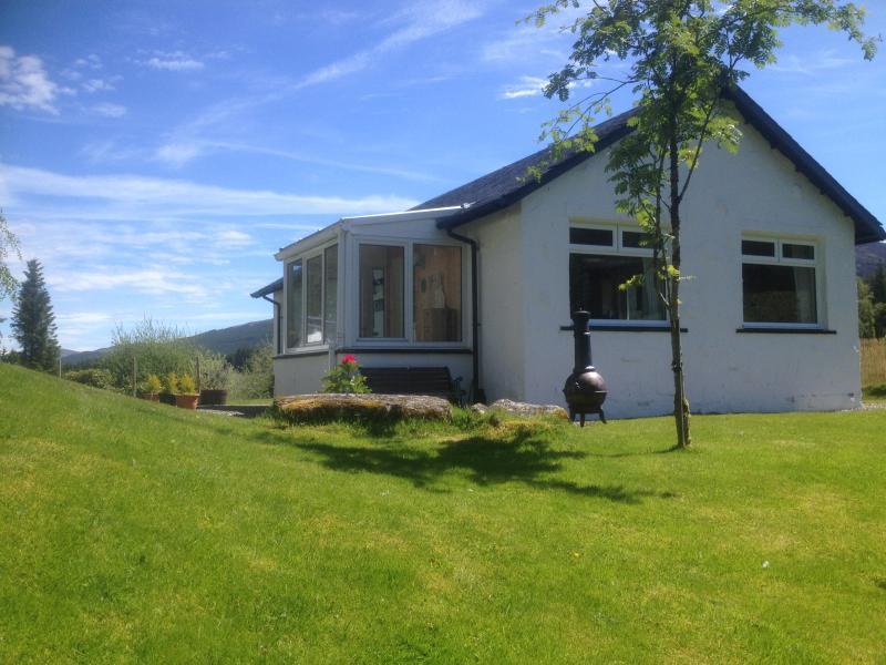 Oak Cottage - Oak Cottage Holiday Let GOLD rating green tourism - Killin - rentals