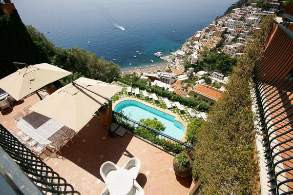 Large terraces overlook the sea and typical whitewashed houses. YPI AFF - Image 1 - Amalfi Coast - rentals