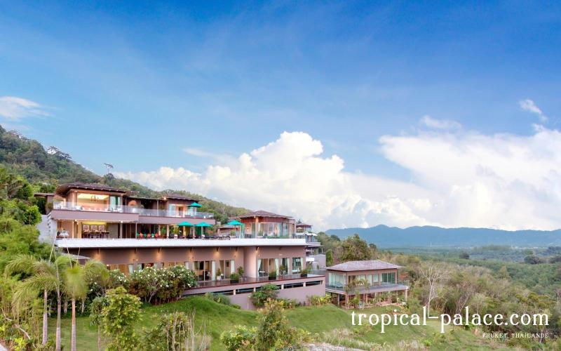 Luxury 18BR Designer Villa with Stunning Sea Views - Image 1 - Bang Tao Beach - rentals